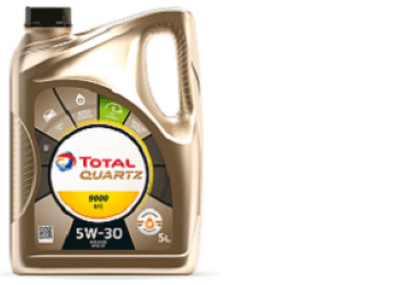 Lubricant Total Quartz 9000 NFC 5W-30
