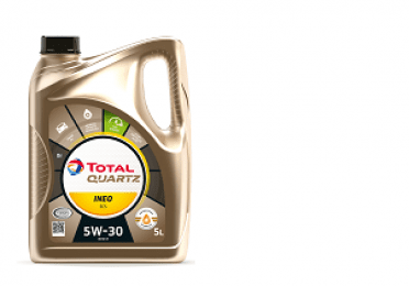 Lubricant Total Quartz Ineo ECS 5W-30