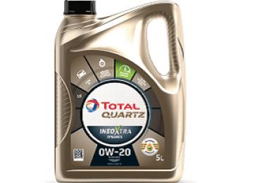 Lubrifiant Total Quartz Ineo Xtra Dynamics 0W20